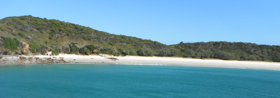 Fishing on Great Keppel Island