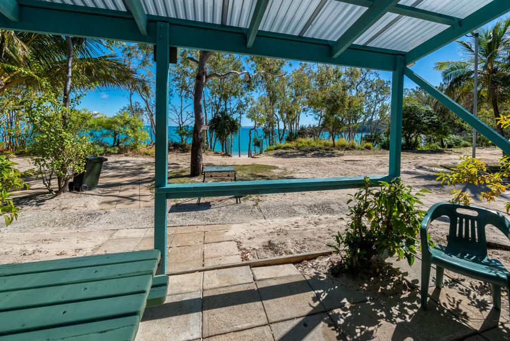 Ocean View Cabin at Great Keppel Island Hideaway
